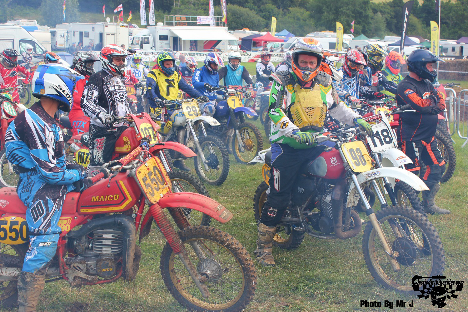 king of the castle 2015 photos Farleigh Castle twinshock motocross classicdirtbikerider.com 15
