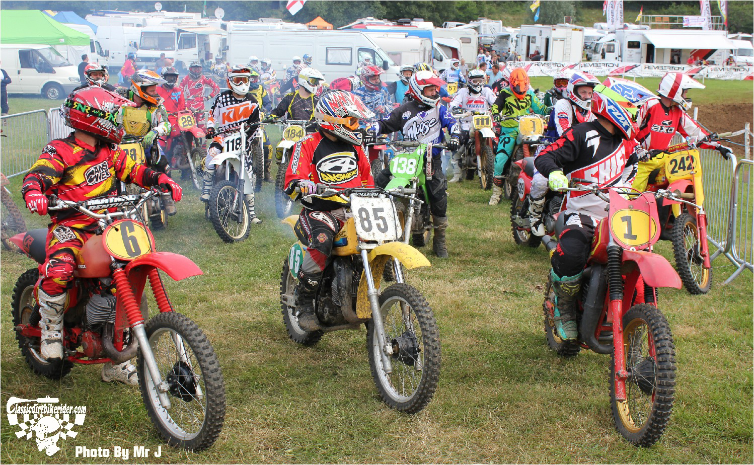 king of the castle 2015 photos Farleigh Castle twinshock motocross classicdirtbikerider.com 16