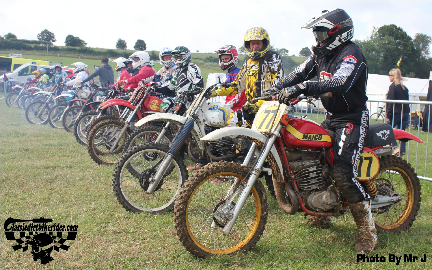 king of the castle 2015 photos Farleigh Castle twinshock motocross classicdirtbikerider.com 23