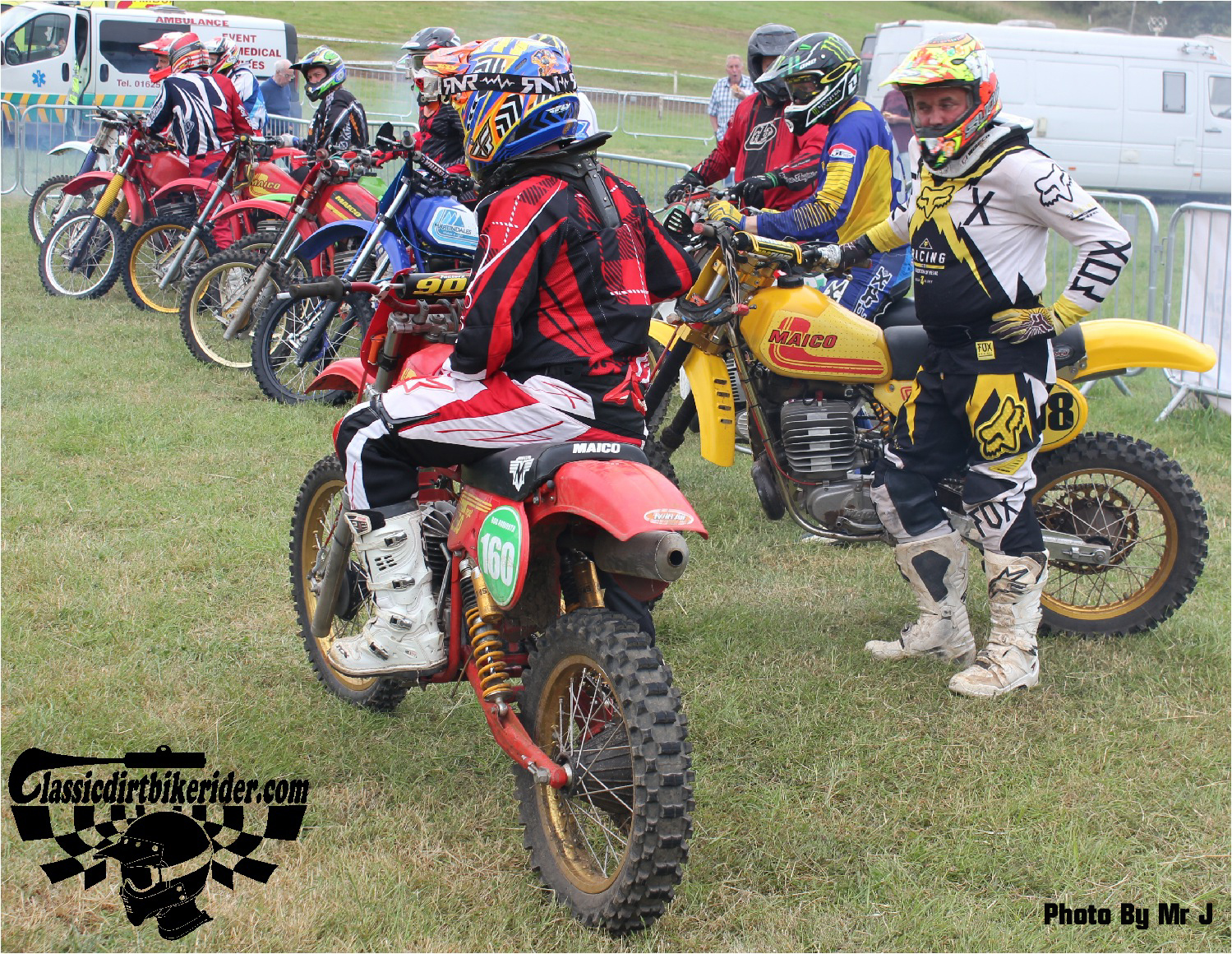 king of the castle 2015 photos Farleigh Castle twinshock motocross classicdirtbikerider.com 3