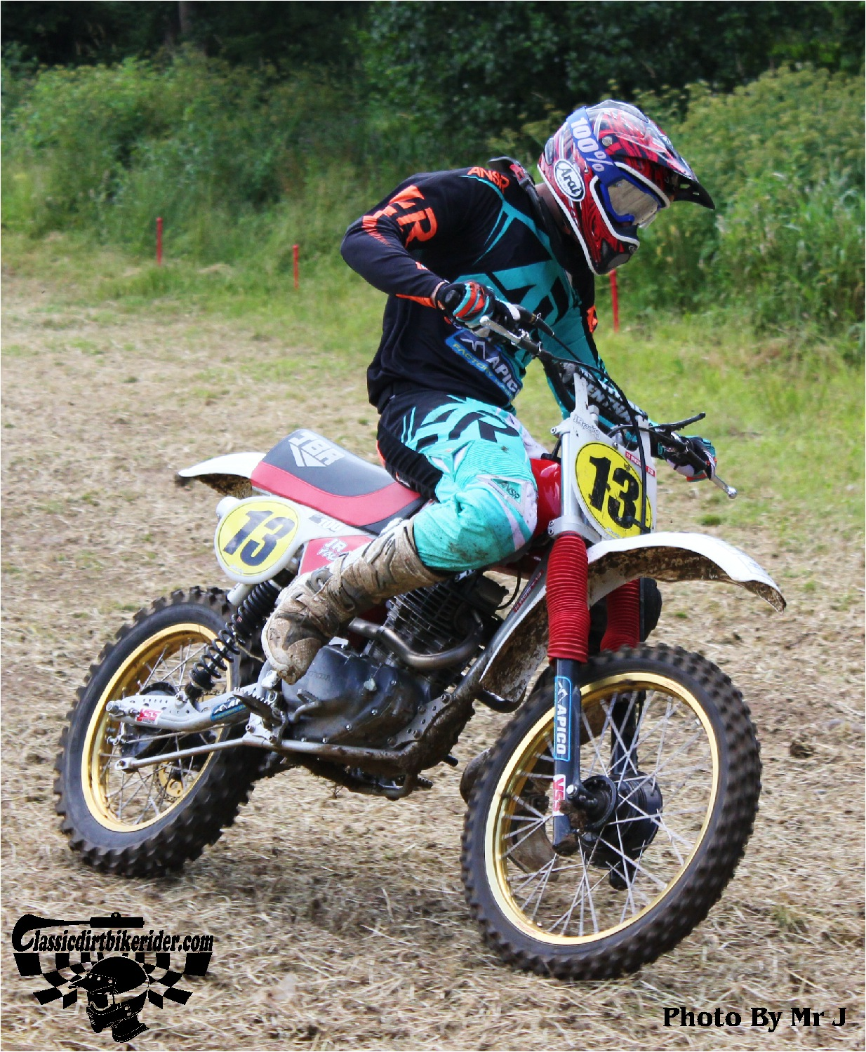 king of the castle 2015 photos Farleigh Castle twinshock motocross classicdirtbikerider.com 37