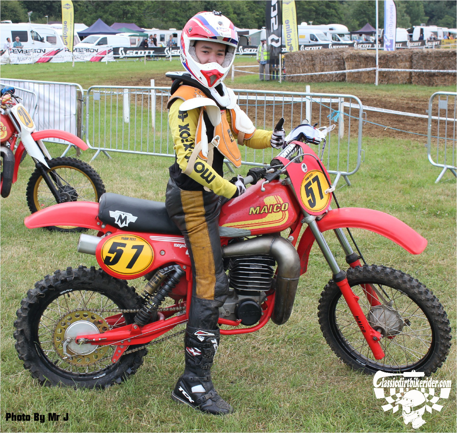 king of the castle 2015 photos Farleigh Castle twinshock motocross classicdirtbikerider.com 4