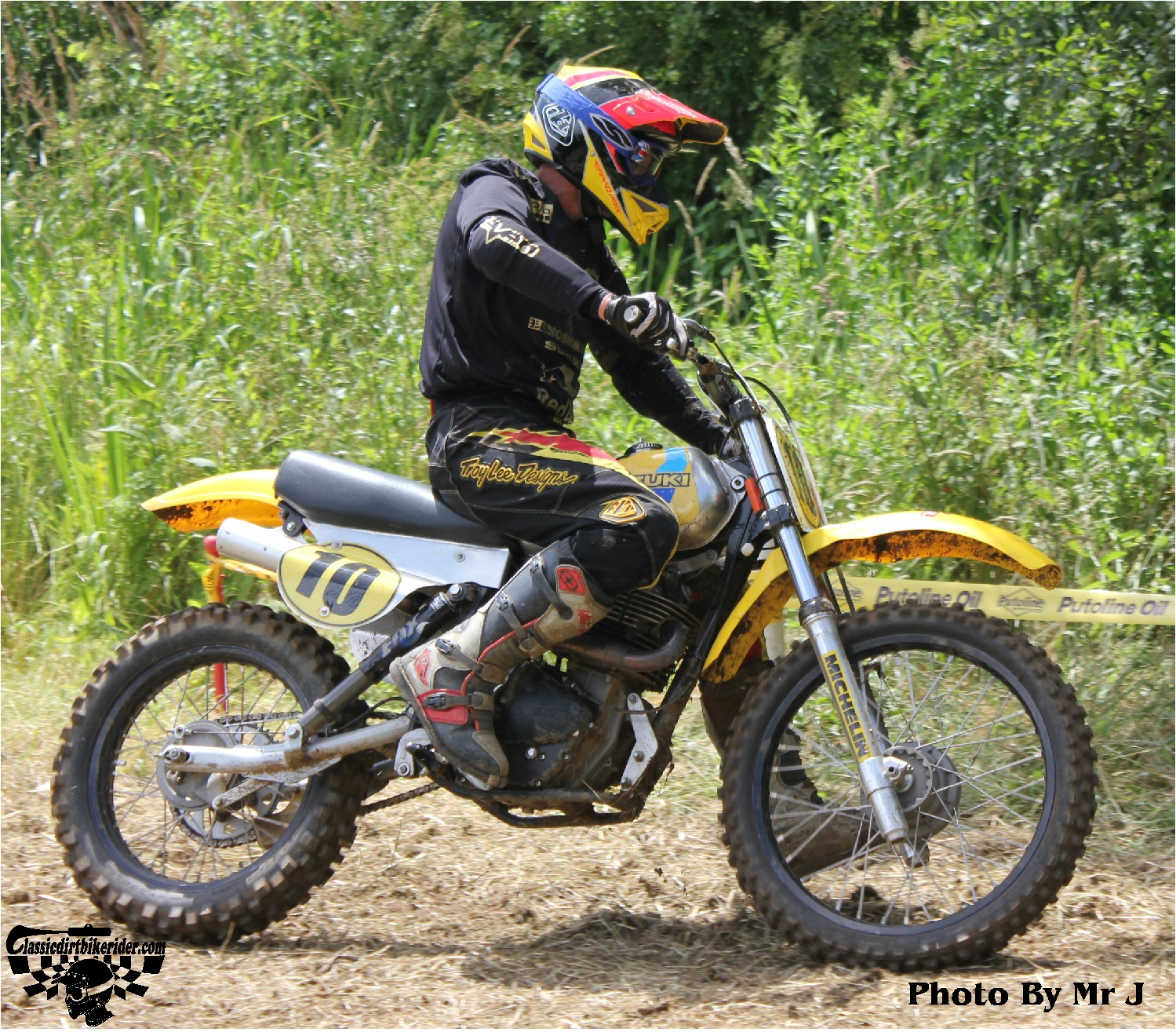 king of the castle 2015 photos Farleigh Castle twinshock motocross classicdirtbikerider.com 40