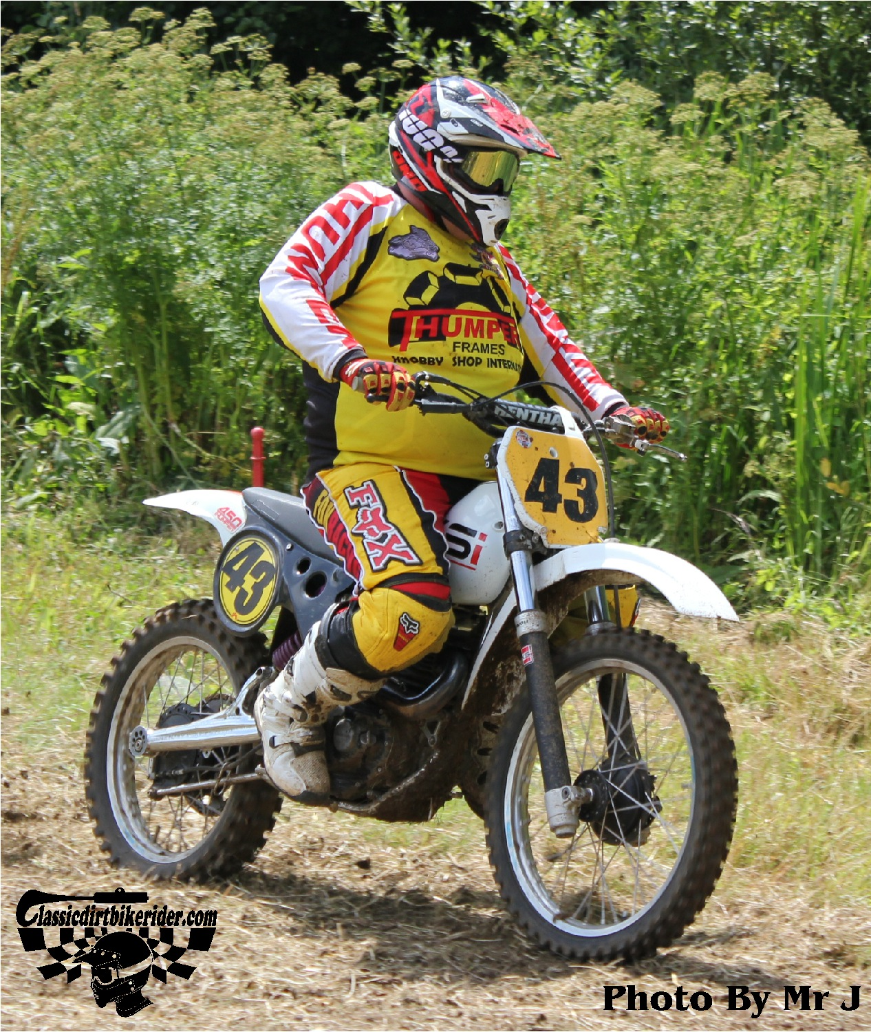 king of the castle 2015 photos Farleigh Castle twinshock motocross classicdirtbikerider.com 42