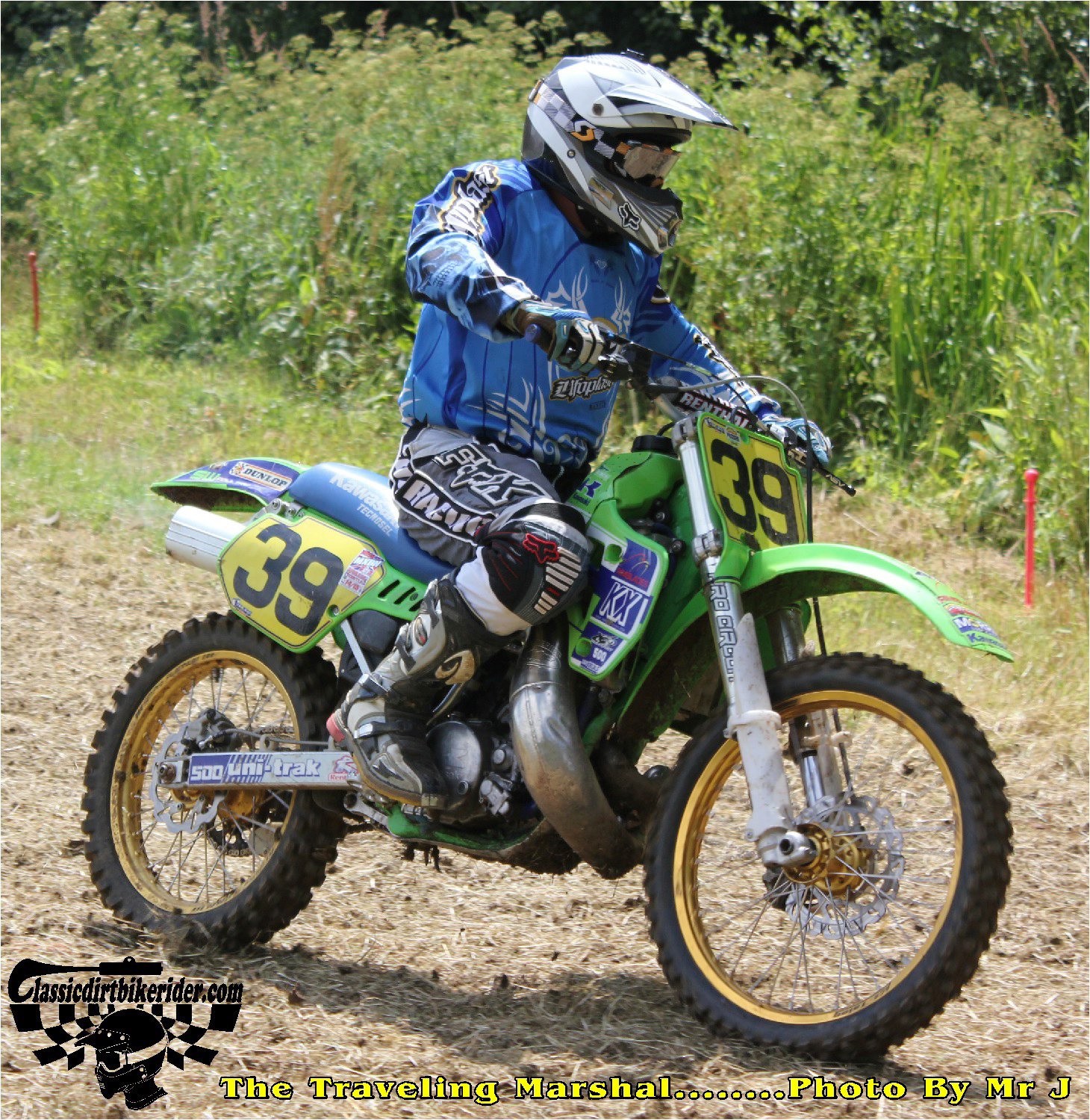 king of the castle 2015 photos Farleigh Castle twinshock motocross classicdirtbikerider.com 43
