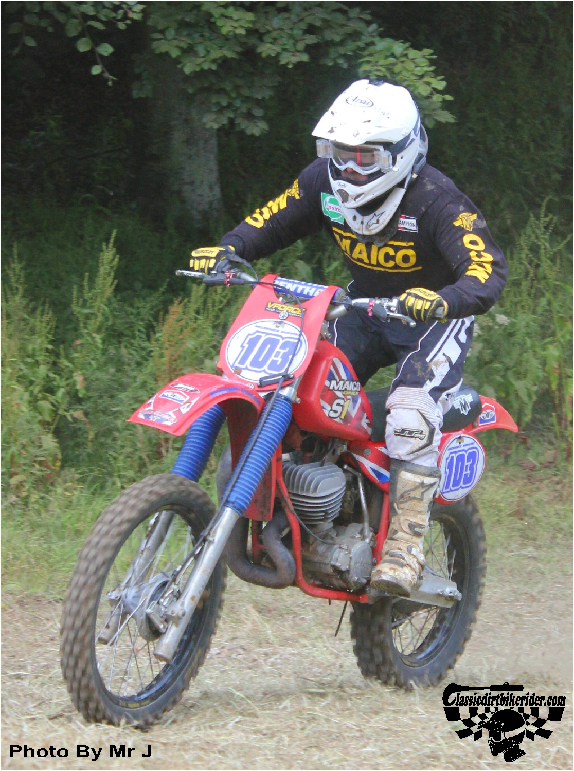 king of the castle 2015 photos Farleigh Castle twinshock motocross classicdirtbikerider.com 47