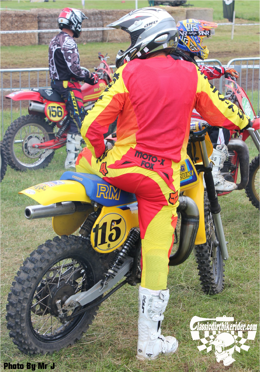 king of the castle 2015 photos Farleigh Castle twinshock motocross classicdirtbikerider.com 5