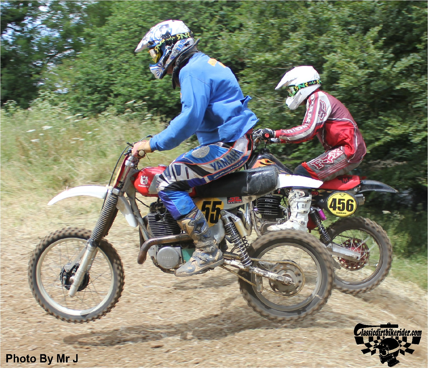 king of the castle 2015 photos Farleigh Castle twinshock motocross classicdirtbikerider.com 50