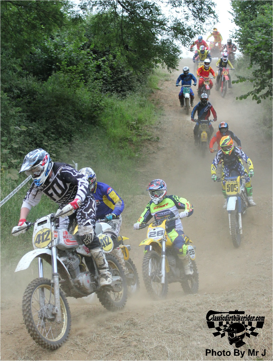 king of the castle 2015 photos Farleigh Castle twinshock motocross classicdirtbikerider.com 57