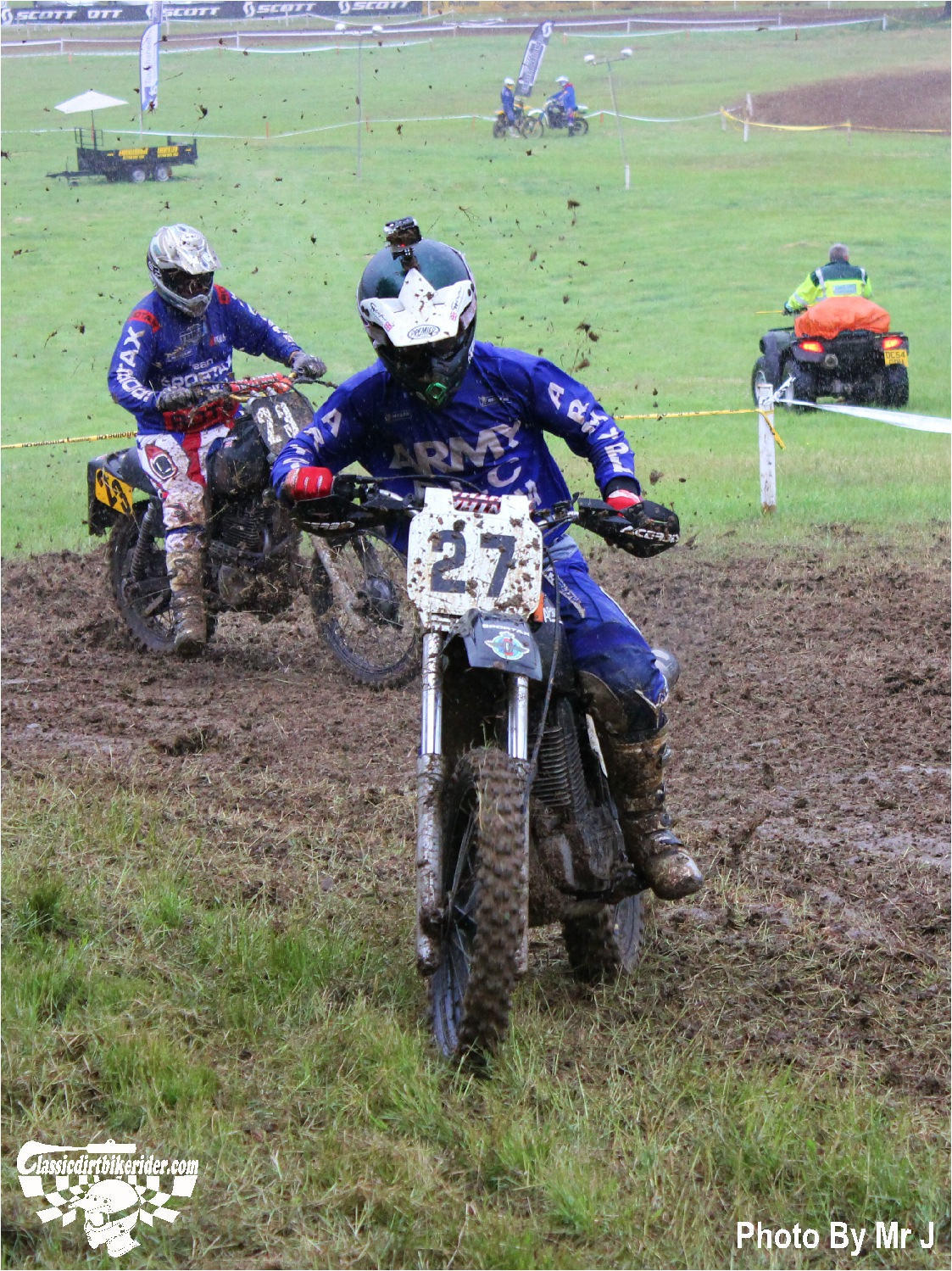 king of the castle 2015 photos Farleigh Castle twinshock motocross classicdirtbikerider.com 69