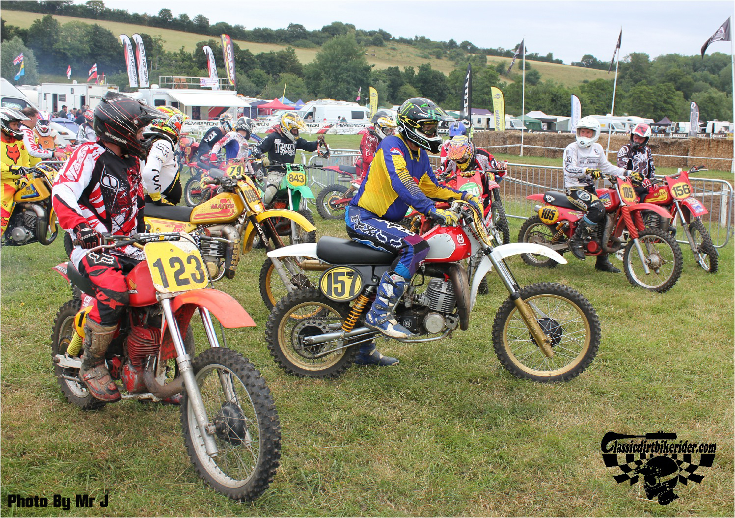 king of the castle 2015 photos Farleigh Castle twinshock motocross classicdirtbikerider.com 7