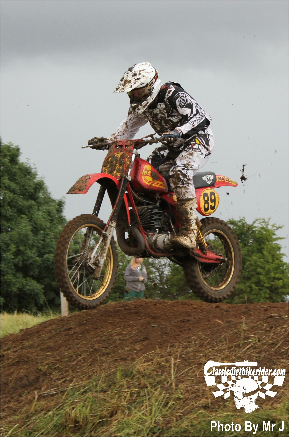 king of the castle 2015 photos Farleigh Castle twinshock motocross classicdirtbikerider.com 73