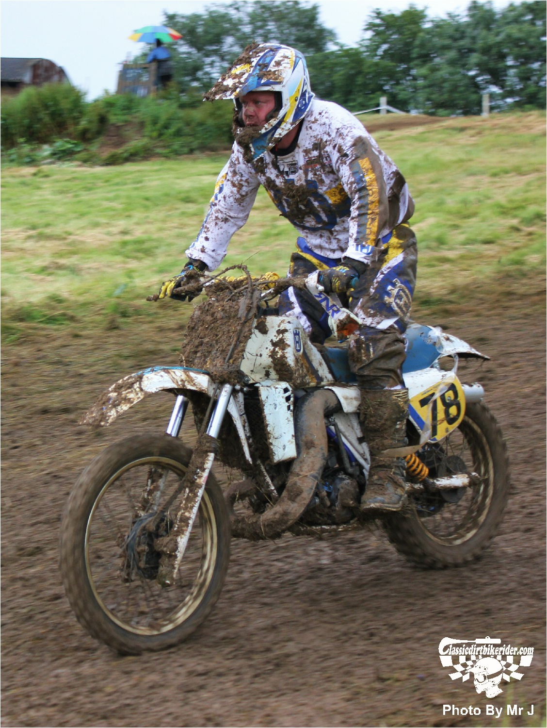 king of the castle 2015 photos Farleigh Castle twinshock motocross classicdirtbikerider.com 77