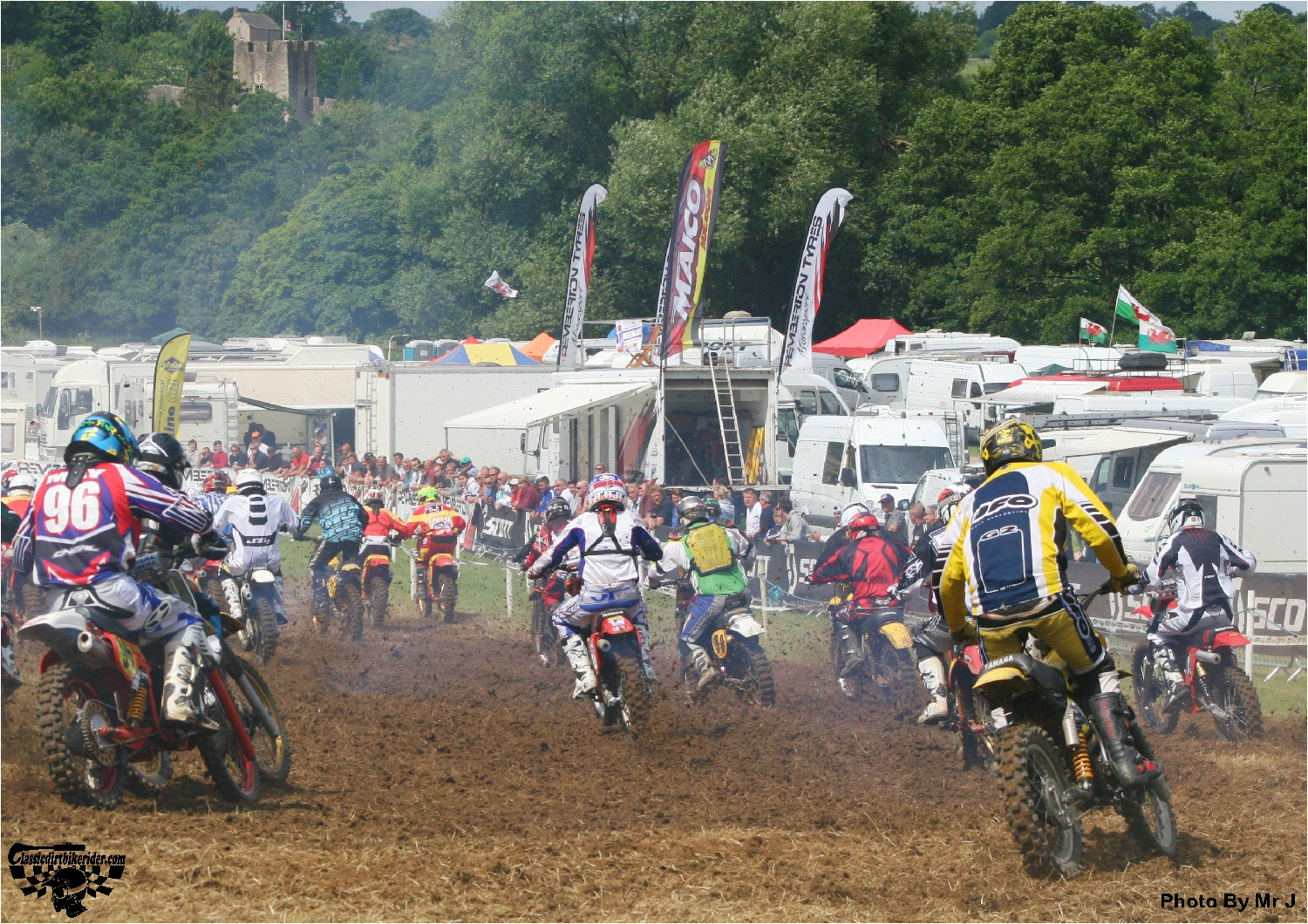 king of the castle 2015 photos Farleigh Castle twinshock motocross classicdirtbikerider.com 89