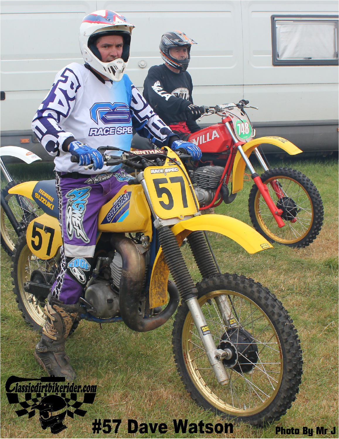 king of the castle 2015 photos Farleigh Castle twinshock motocross classicdirtbikerider.com 9