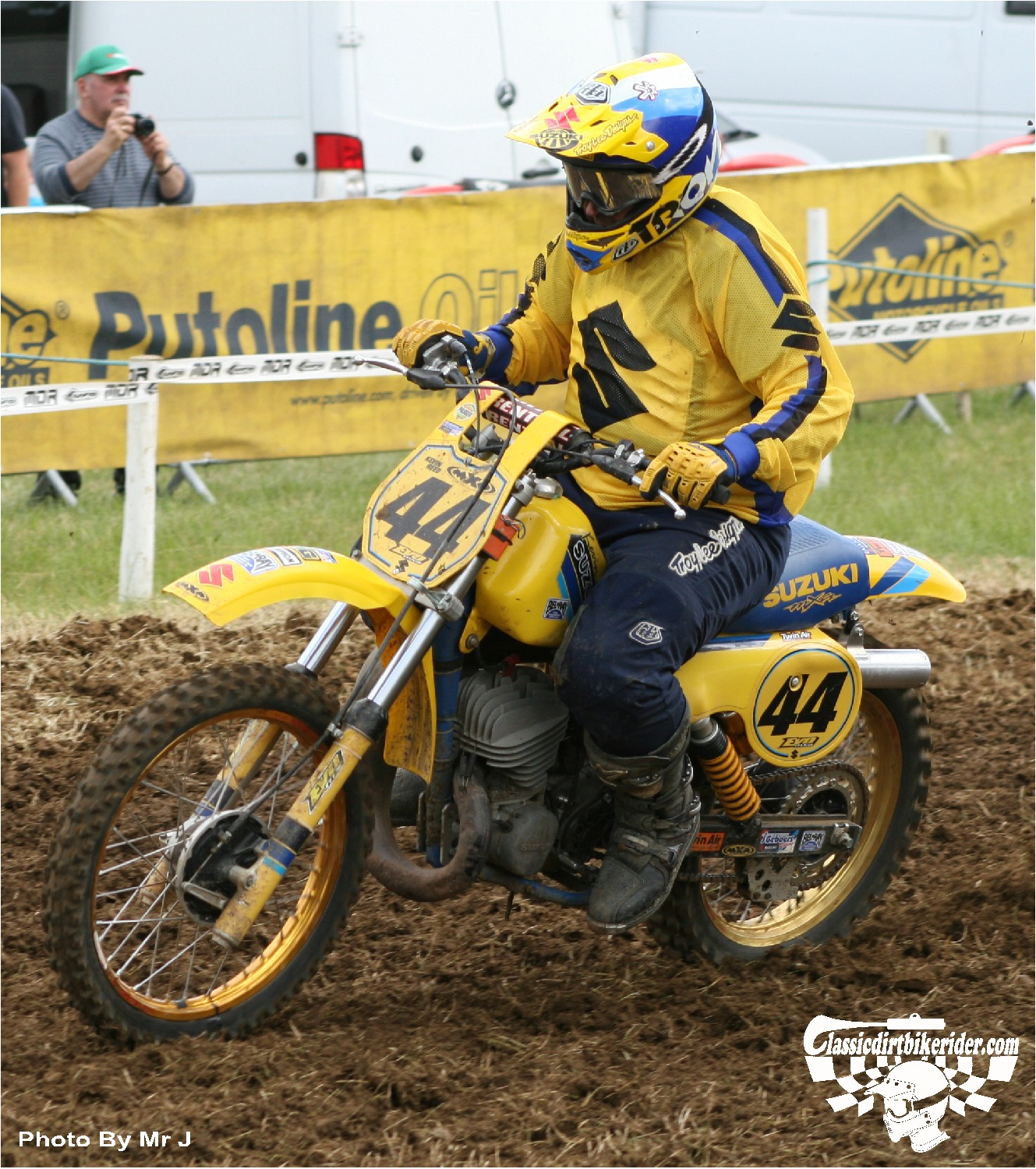 king of the castle 2015 photos Farleigh Castle twinshock motocross classicdirtbikerider.com 96