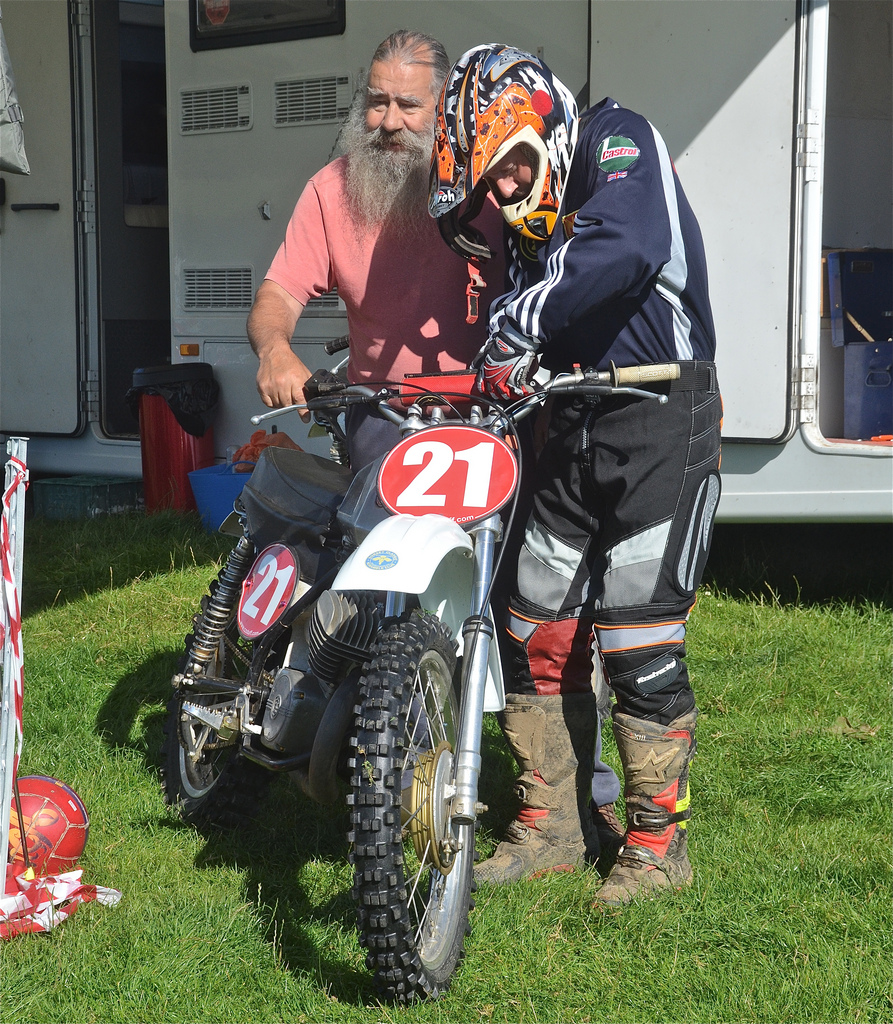 North Devon Atlantic MCC Classic Scramble Photos August 2015 classicdirtbikerider.com 1