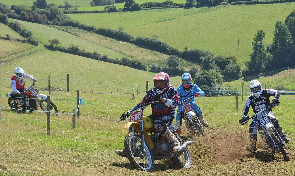 North Devon Atlantic MCC Classic Scramble Photos August 2015 classicdirtbikerider.com 10