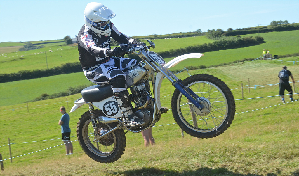 North Devon Atlantic MCC Classic Scramble Photos August 2015 classicdirtbikerider.com 11