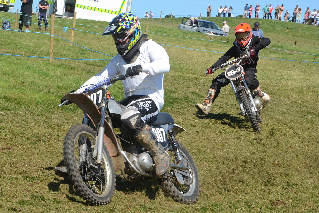 North Devon Atlantic MCC Classic Scramble Photos August 2015 classicdirtbikerider.com 12