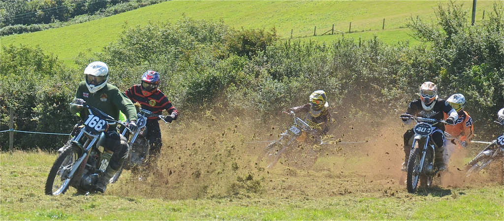 North Devon Atlantic MCC Classic Scramble Photos August 2015 classicdirtbikerider.com 13