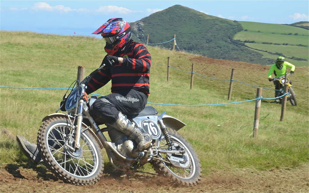 North Devon Atlantic MCC Classic Scramble Photos August 2015 classicdirtbikerider.com 17