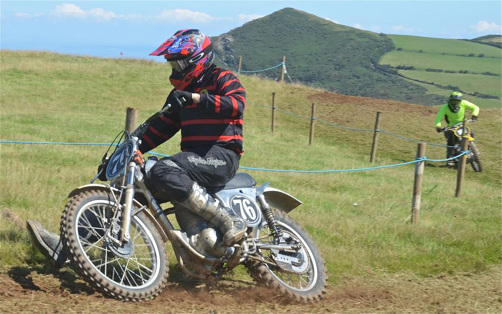 North Devon Atlantic MCC Classic Scramble Photos August 2015 classicdirtbikerider.com 17