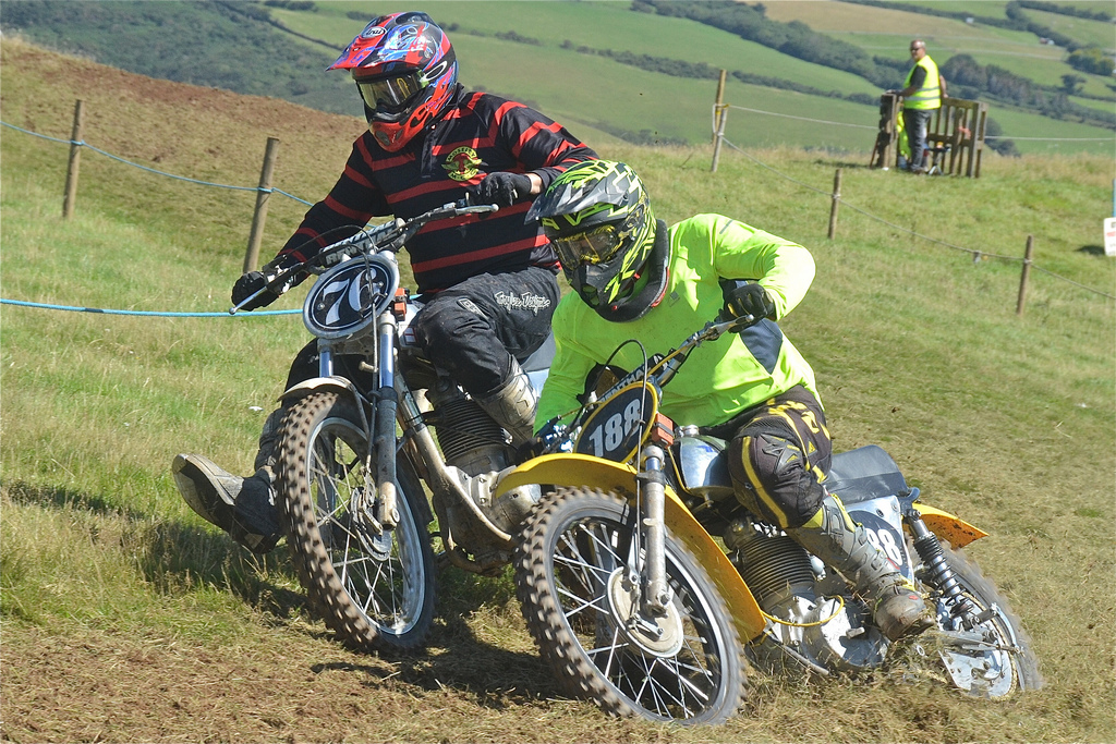 North Devon Atlantic MCC Classic Scramble Photos August 2015 classicdirtbikerider.com 18