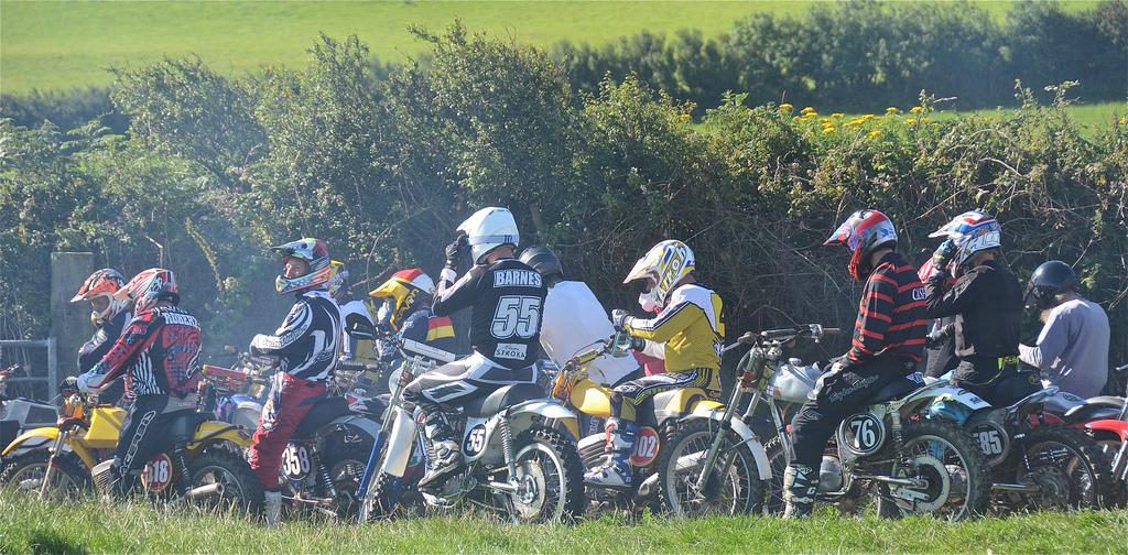 North Devon Atlantic MCC Classic Scramble Photos August 2015 classicdirtbikerider.com 2