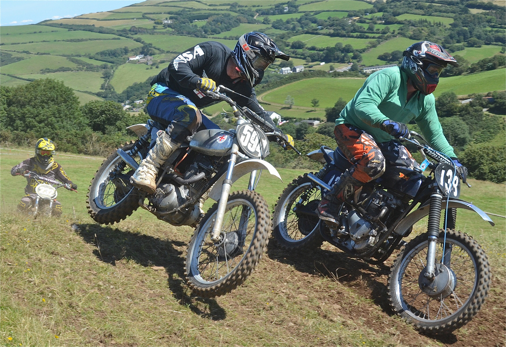 North Devon Atlantic MCC Classic Scramble Photos August 2015 classicdirtbikerider.com 23