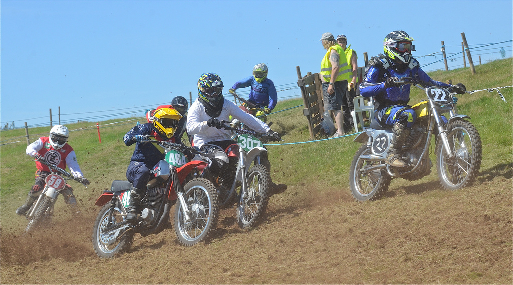 North Devon Atlantic MCC Classic Scramble Photos August 2015 classicdirtbikerider.com 24