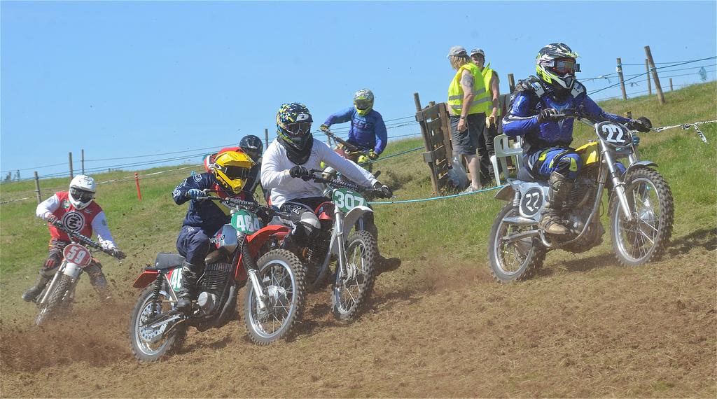 North Devon Atlantic MCC Classic Scramble Photos August 2015 classicdirtbikerider.com 24