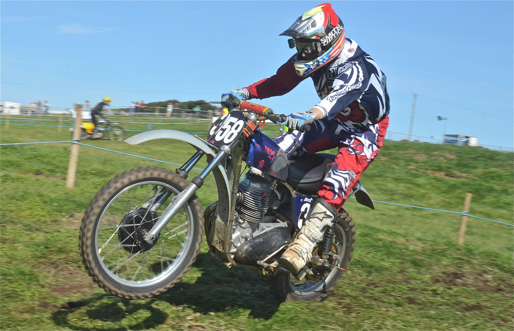 North Devon Atlantic MCC Classic Scramble Photos August 2015 classicdirtbikerider.com 4