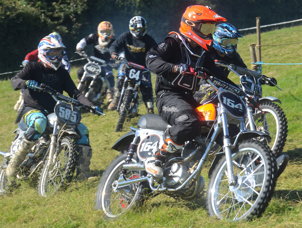 North Devon Atlantic MCC Classic Scramble Photos August 2015 classicdirtbikerider.com 5