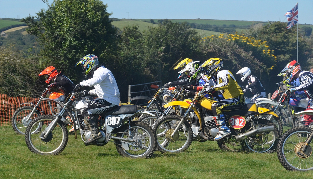North Devon Atlantic MCC Classic Scramble Photos August 2015 classicdirtbikerider.com 7