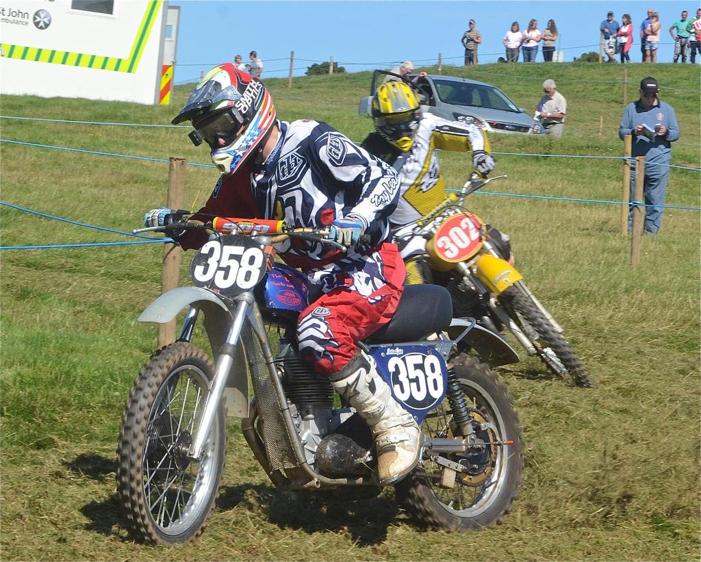 North Devon Atlantic MCC Classic Scramble Photos August 2015 classicdirtbikerider.com 8