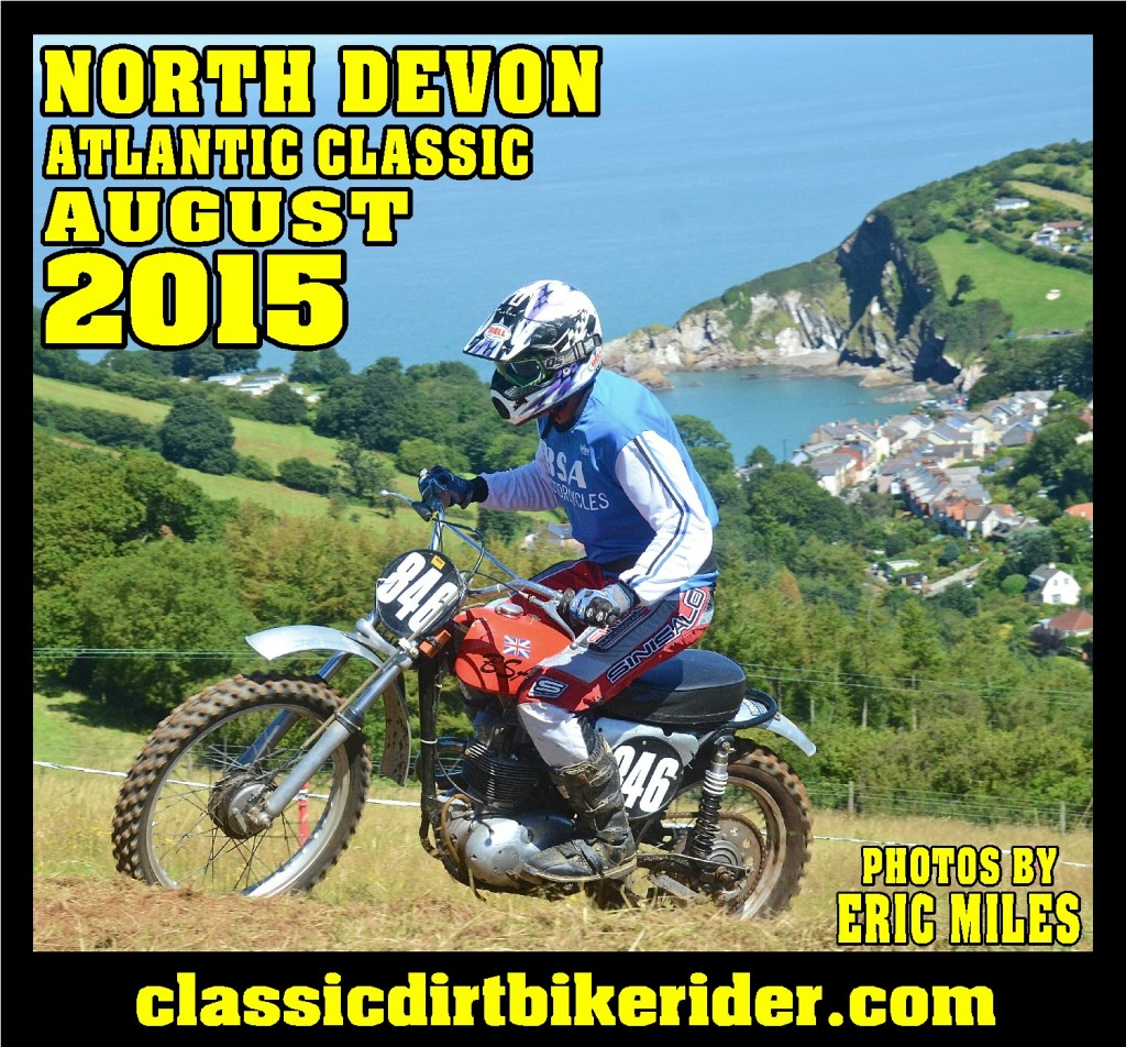 North Devon Atlantic MCC Classic Scramble Photos August 2015 classicdirtbikerider.com vintage motocross
