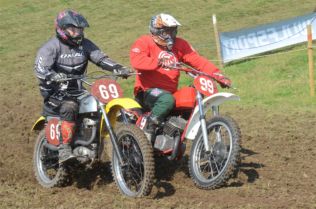 Vintage motocross The Nostalgia Scramble 2015 photos Sedbergh 23rd August classicdirtbikerider.com 21