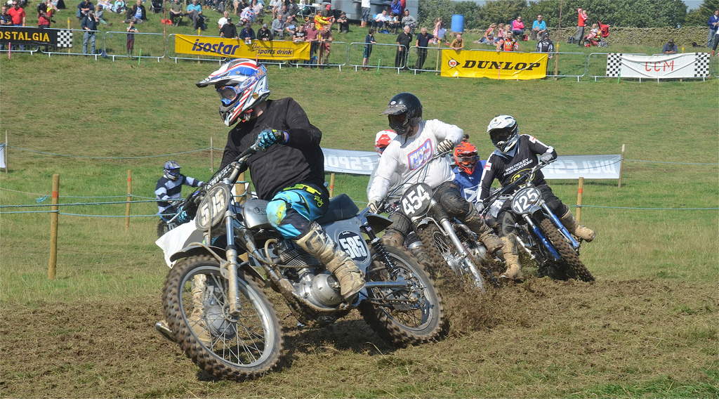 Vintage motocross The Nostalgia Scramble 2015 photos Sedbergh 23rd August classicdirtbikerider.com 22