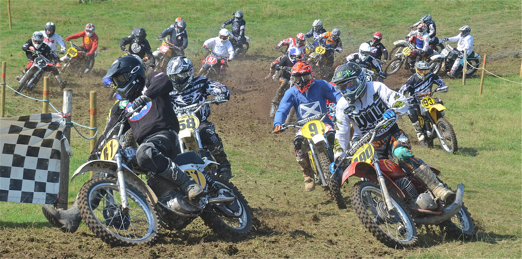 Vintage motocross The Nostalgia Scramble 2015 photos Sedbergh 23rd August classicdirtbikerider.com 24