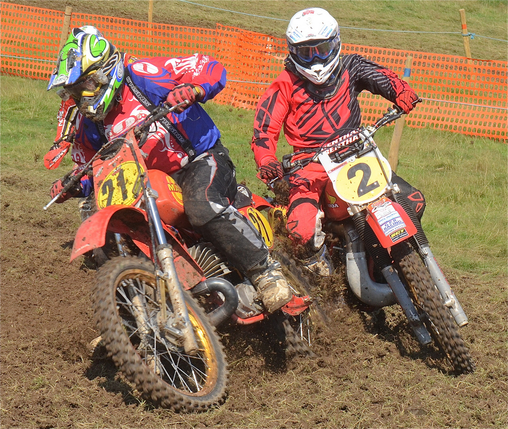 Vintage motocross The Nostalgia Scramble 2015 photos Sedbergh 23rd August classicdirtbikerider.com 25
