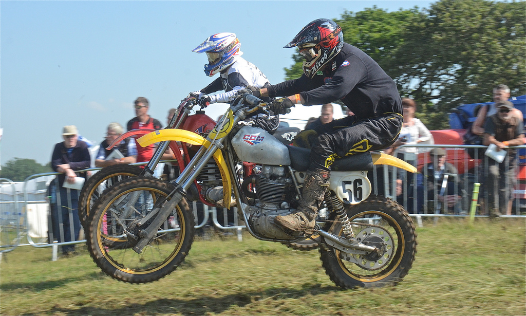 Vintage motocross The Nostalgia Scramble 2015 photos Sedbergh 23rd August classicdirtbikerider.com 28