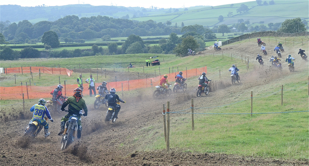 Vintage motocross The Nostalgia Scramble 2015 photos Sedbergh 23rd August classicdirtbikerider.com 31