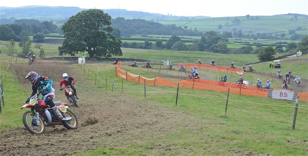 Vintage motocross The Nostalgia Scramble 2015 photos Sedbergh 23rd August classicdirtbikerider.com 32