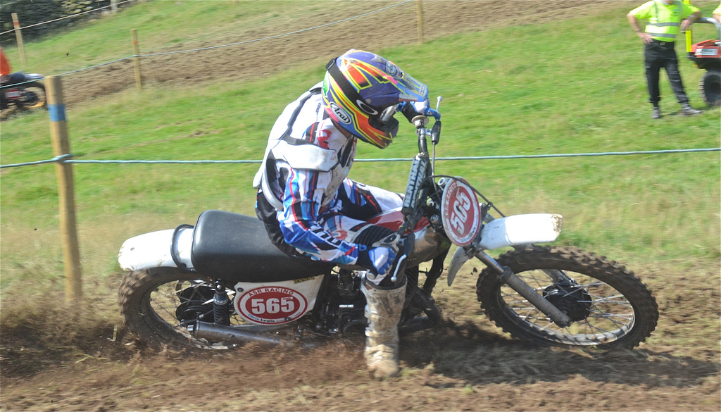 Vintage motocross The Nostalgia Scramble 2015 photos Sedbergh 23rd August classicdirtbikerider.com 34