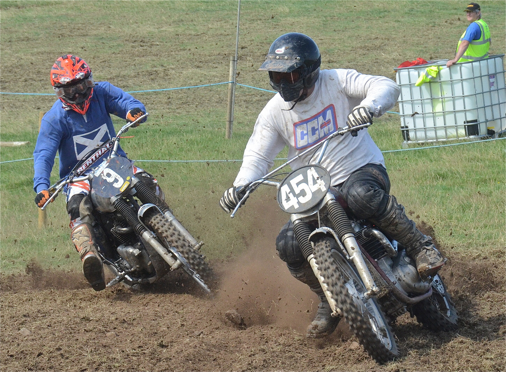 Vintage motocross The Nostalgia Scramble 2015 photos Sedbergh 23rd August classicdirtbikerider.com 37