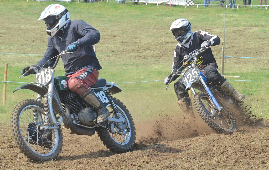 Vintage motocross The Nostalgia Scramble 2015 photos Sedbergh 23rd August classicdirtbikerider.com 38