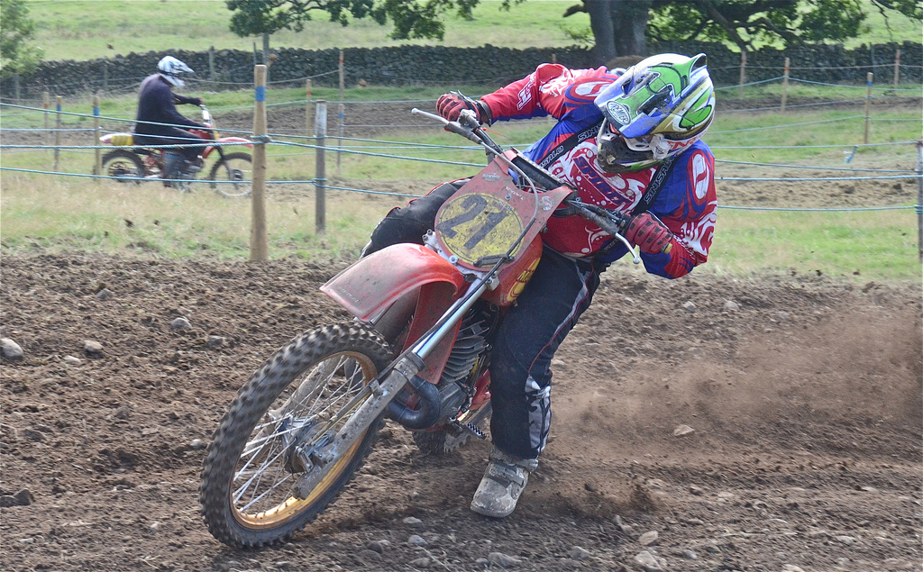 Vintage motocross The Nostalgia Scramble 2015 photos Sedbergh 23rd August classicdirtbikerider.com 41