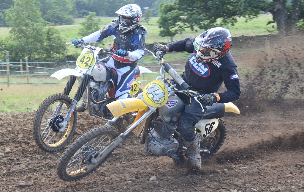 Vintage motocross The Nostalgia Scramble 2015 photos Sedbergh 23rd August classicdirtbikerider.com 42