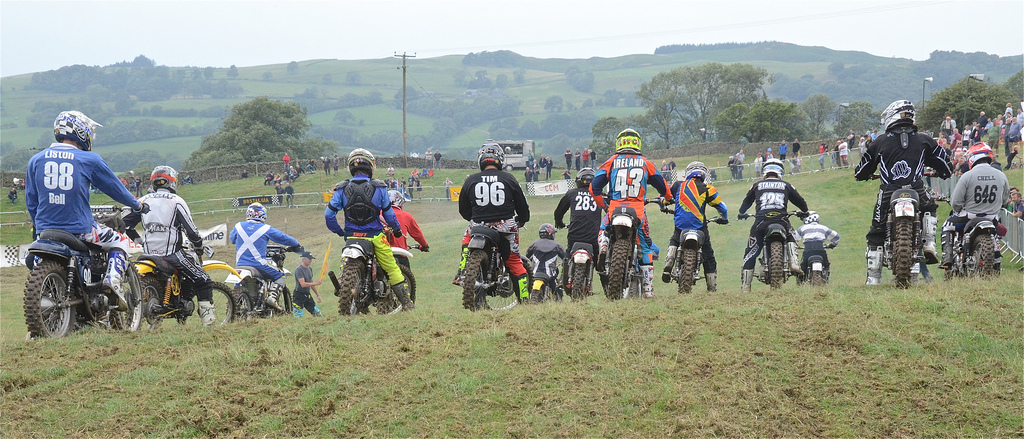 Vintage motocross The Nostalgia Scramble 2015 photos Sedbergh 23rd August classicdirtbikerider.com 47